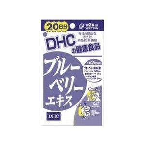 DHC Экстракт черники, на 20 дней.